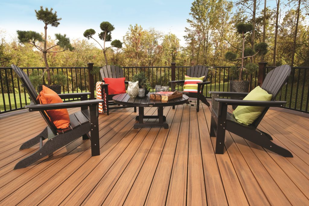 Trex Furniture Premium Decking Supply